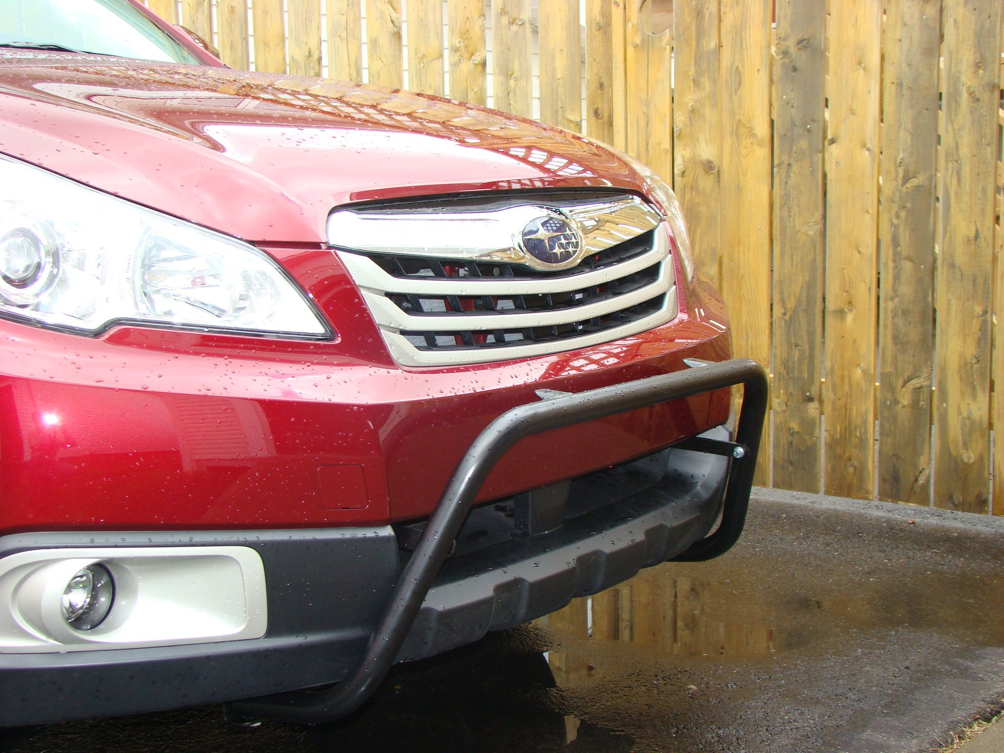 New rally innovations light bar for sale subaru outback subaru click image for larger version name dsc05558g views 3558 size 4436 aloadofball Image collections