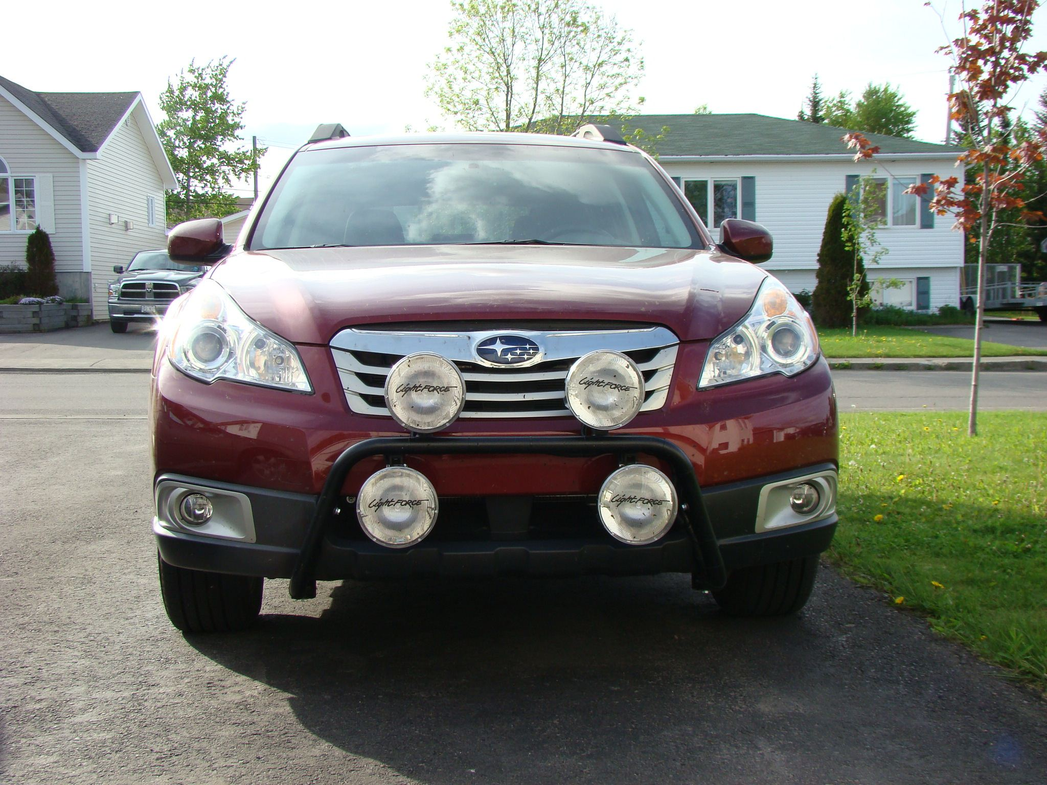 New rally innovations light bar for sale subaru outback subaru click image for larger version name dsc05590g views 22932 size 4989 aloadofball Image collections