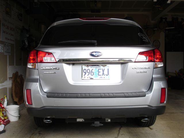 New 2012 Outback 3.6R Limited - Subaru Outback - Subaru ...