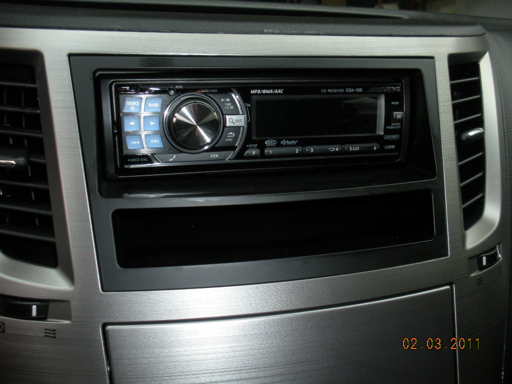 Aftermarket Stereo Wiring