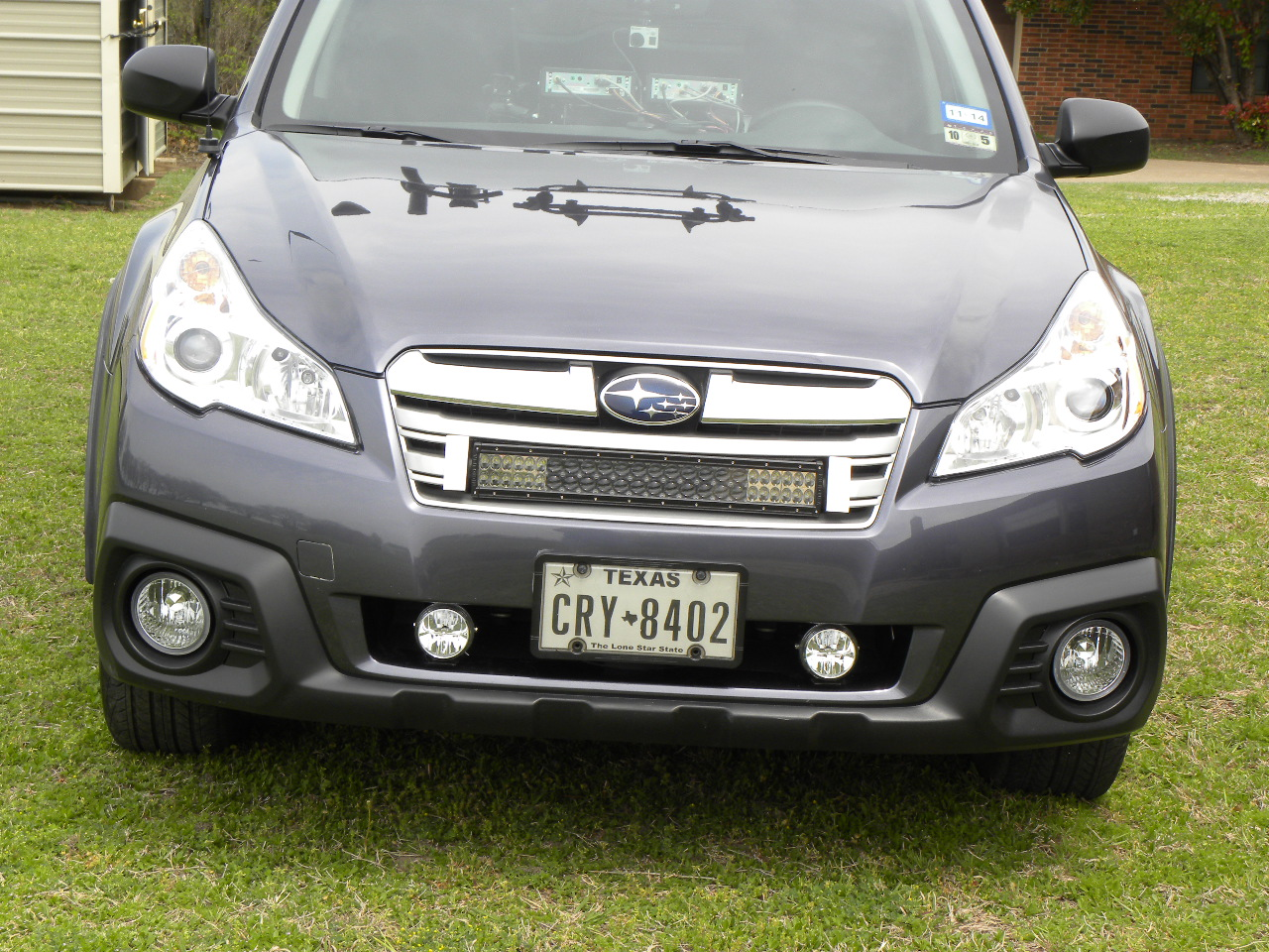 LED light bar options - Subaru Outback - Subaru Outback Forums