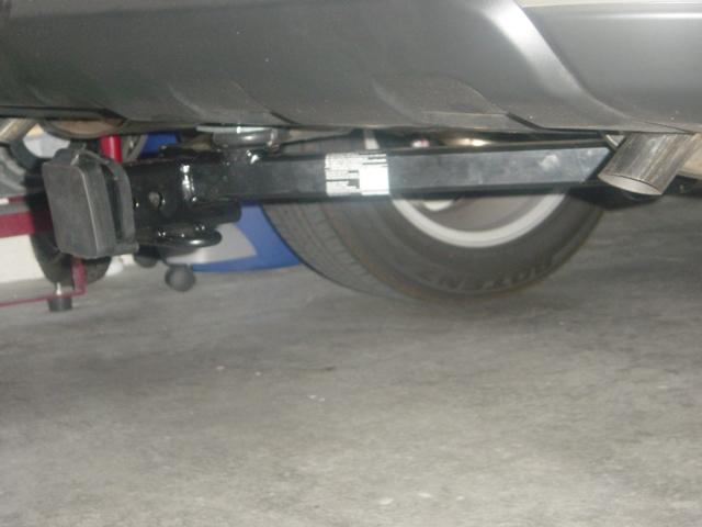Has anyone used a UHaul trailer hitch Page 5 Subaru Outback