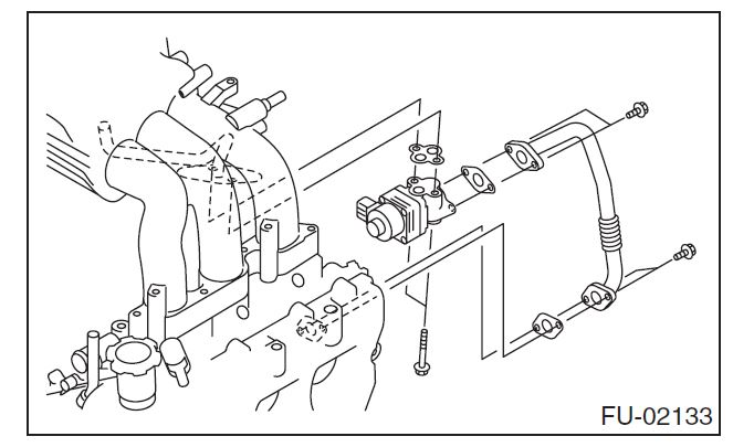 It's Located Under Intake Manifold: Subaru B9 Tribeca Spark Plug Wire Diagram At Daniellemon.com