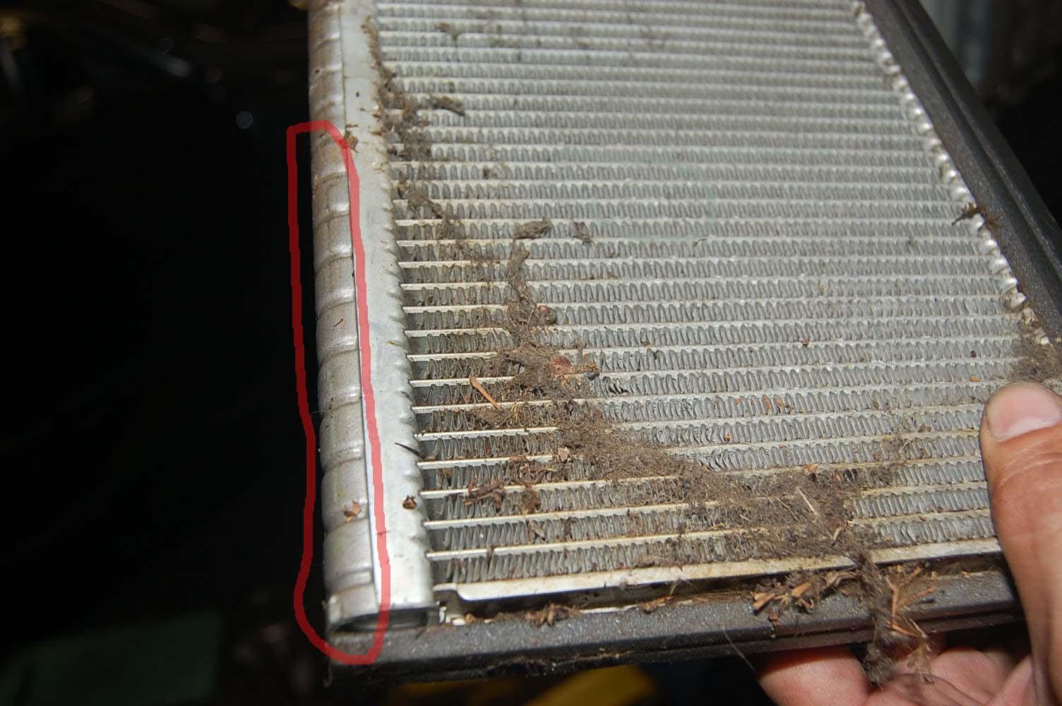 Accessing Evaporator Coil Subaru Outback Subaru
