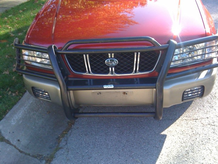 i want a grill guard what fits can t find one made for my 02 outback h6 sedan subaru outback forums subaru outback org