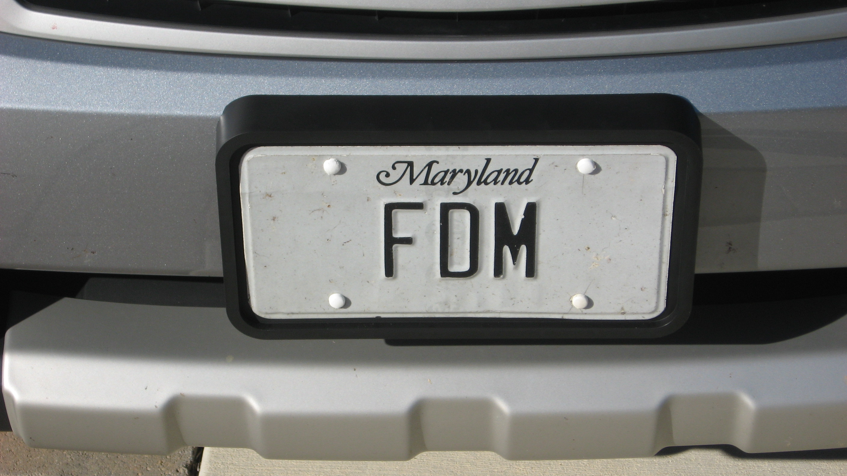 Front License Plate question - Page 2 - Subaru Outback - Subaru ...