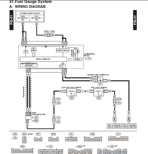 subaru outback subaru outback forums view single post fuel flow switch wiring diagram click image for larger version name fuel gauge wiring jpg views 5614 size