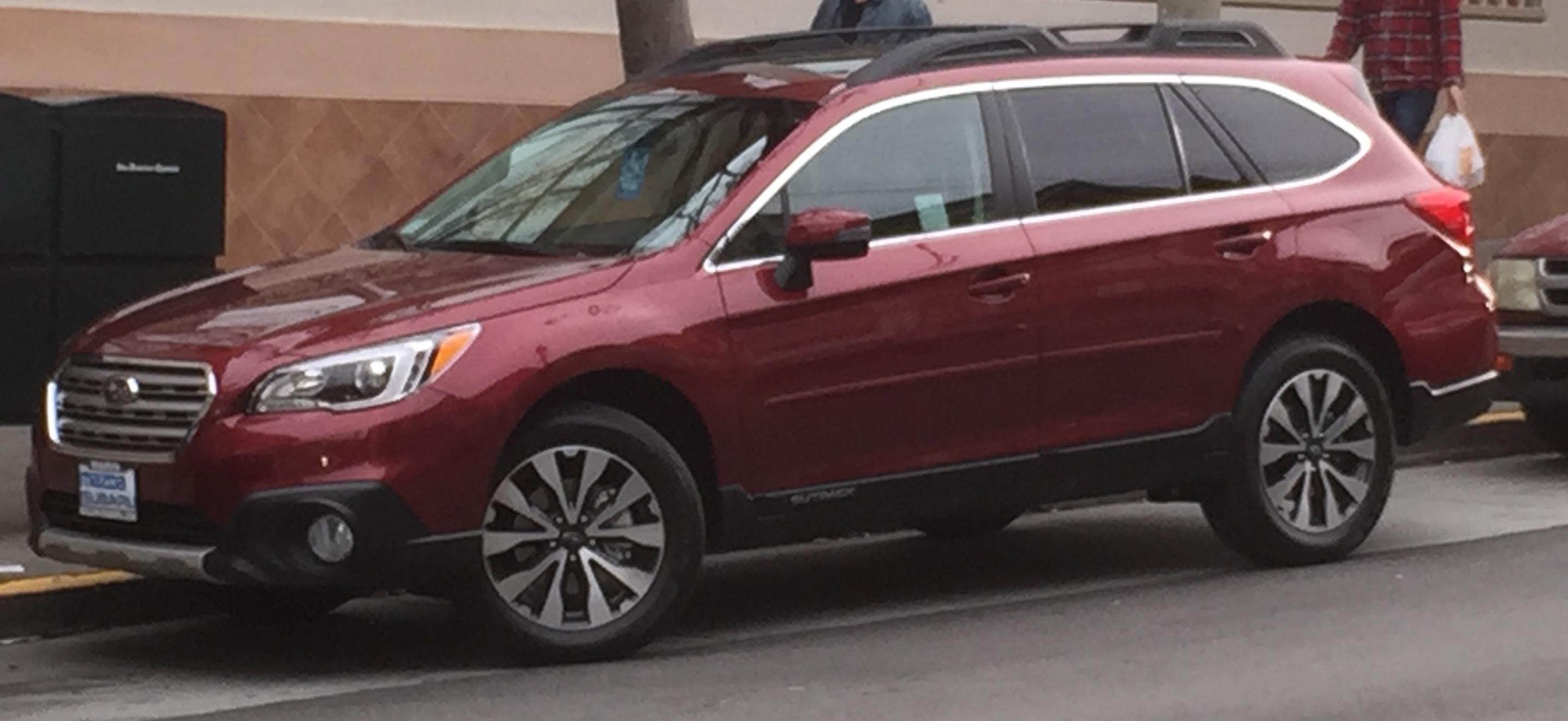 Attachments Subaru Outback Subaru Outback Forums - 2018 subaru crosstrek invoice price