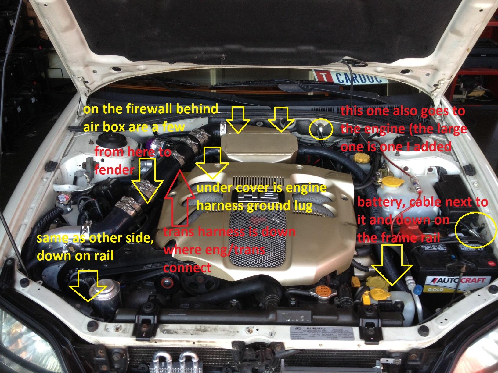 2001 Outback H6 auto    transmission    help  Subaru Outback