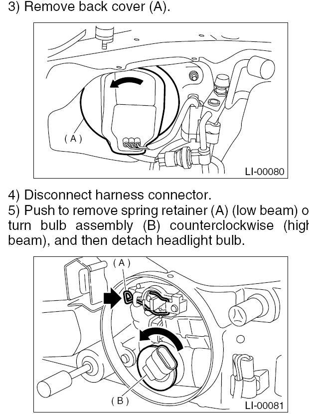 Headlights not working - Page 3 - Subaru Outback - Subaru Outback ...