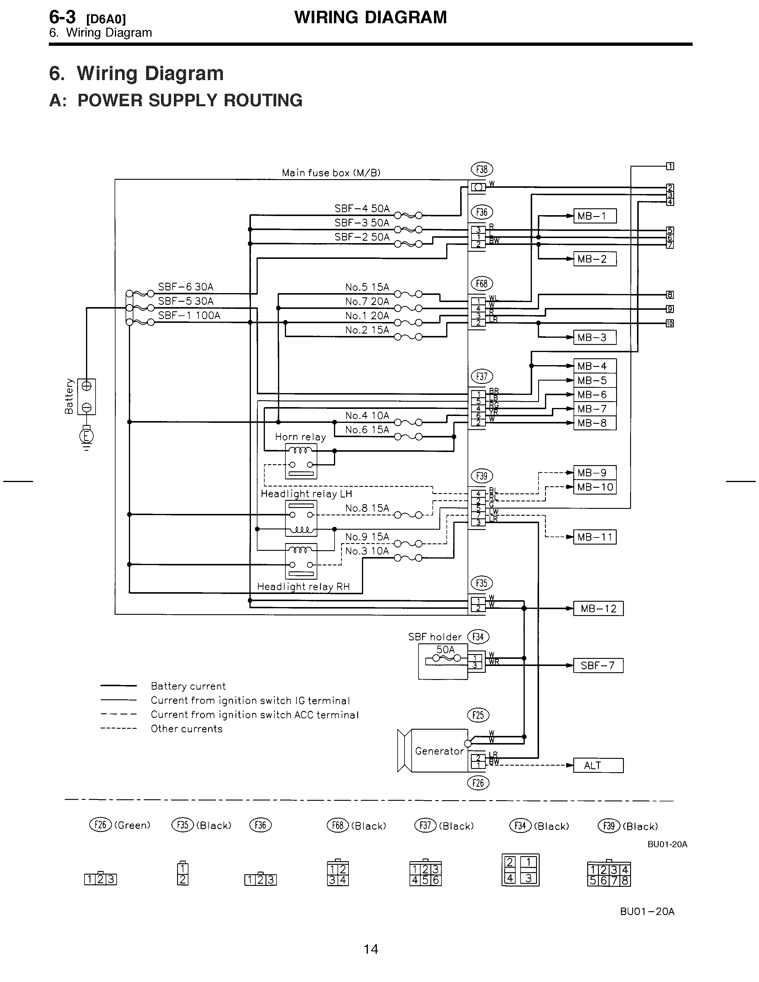 2000 subaru outback stereo wiring diagram 2000 subaru outback headlight wiring diagram