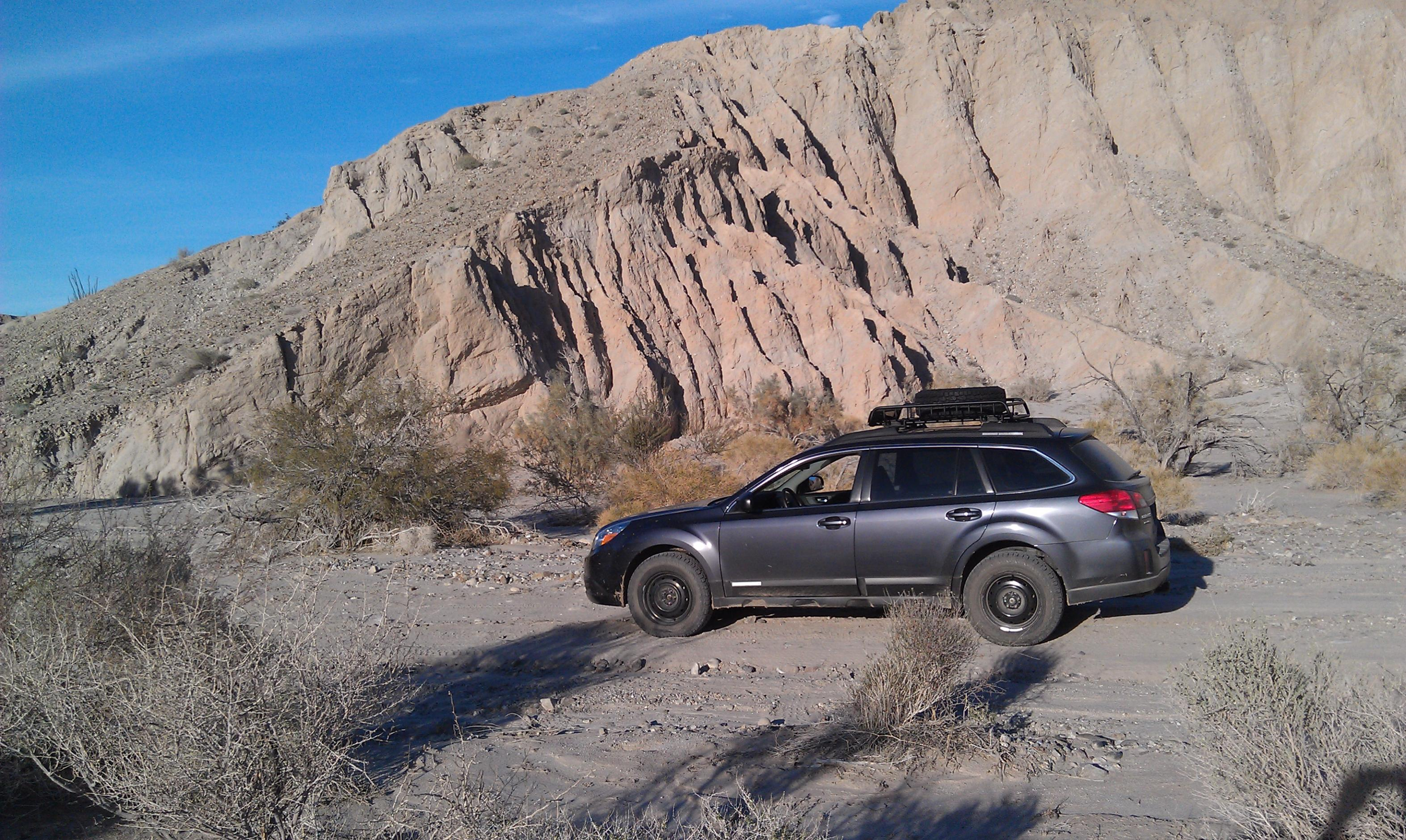 Home Made Roof Rack Accessories Subaru Outback Subaru