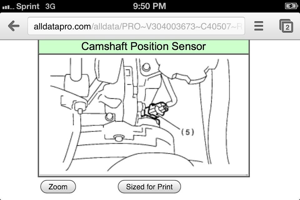 26005d1352778728 where camshaft position sensor 3 0 h6 image where is the camshaft position sensor on the 3 0 h6? subaru  at crackthecode.co