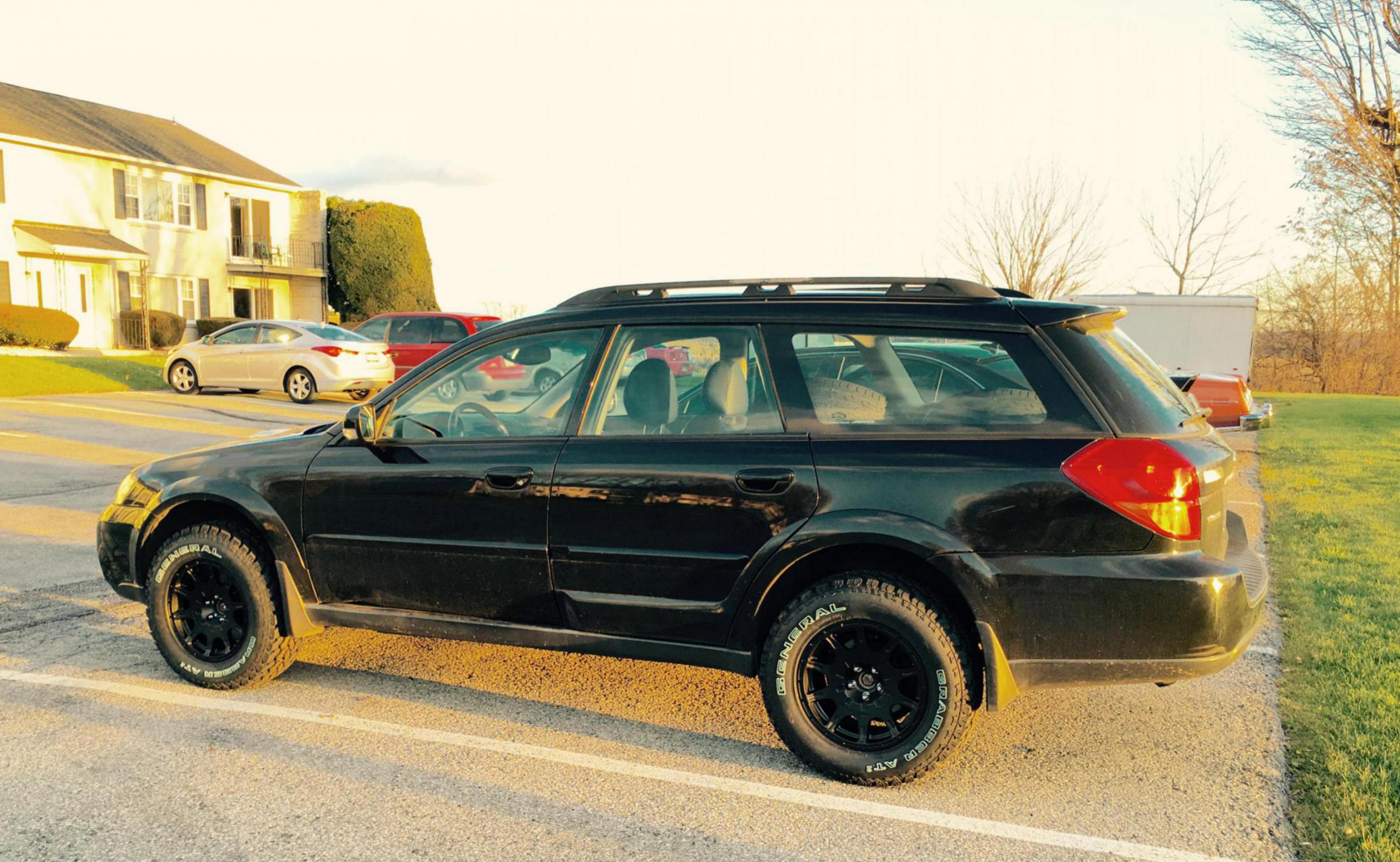 Method mr502 15x7 wheels on 2006 outback 25i subaru outback click image for larger version name image1450391865601g views 72 size 4812 vanachro Images