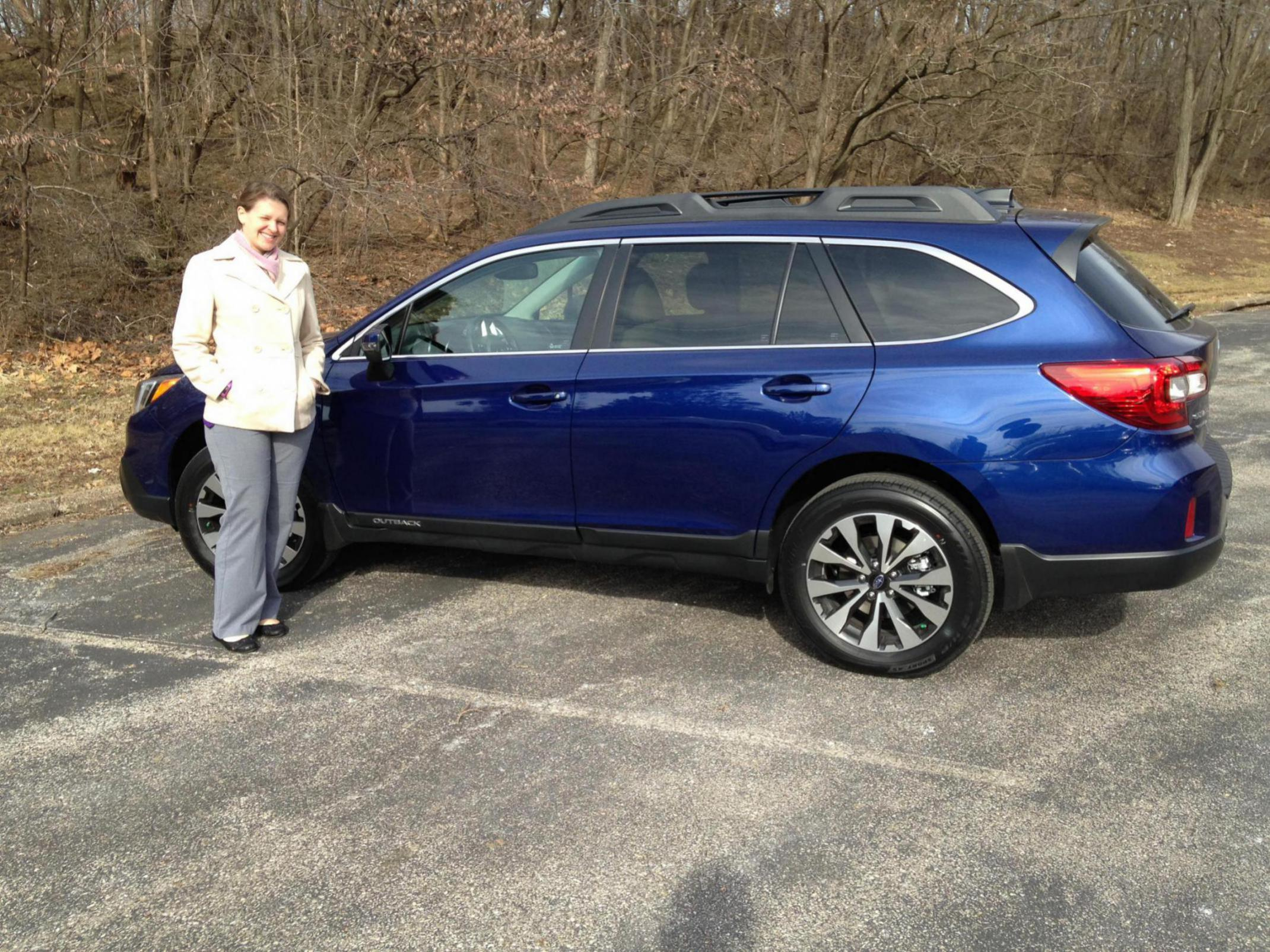 Picking up my lapis blue 36r today page 4 subaru outback click image for larger version name image1456678989106g views 1931 size 5579 vanachro Choice Image