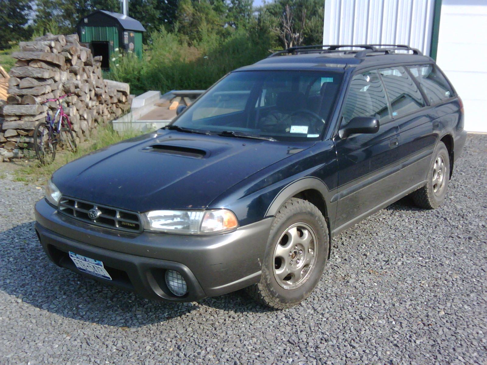 1998 Legacy OBW Build Thread - Subaru Outback - Subaru ...