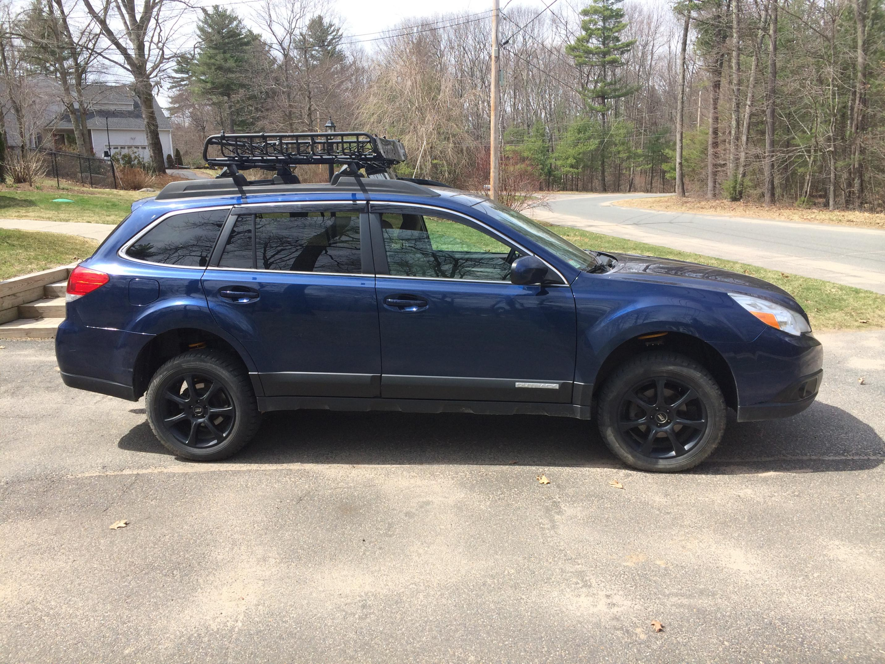 Lifting a Gen4 (10-12) Outback or Legacy? - Page 6 - Subaru Outback - Subaru Outback Forums