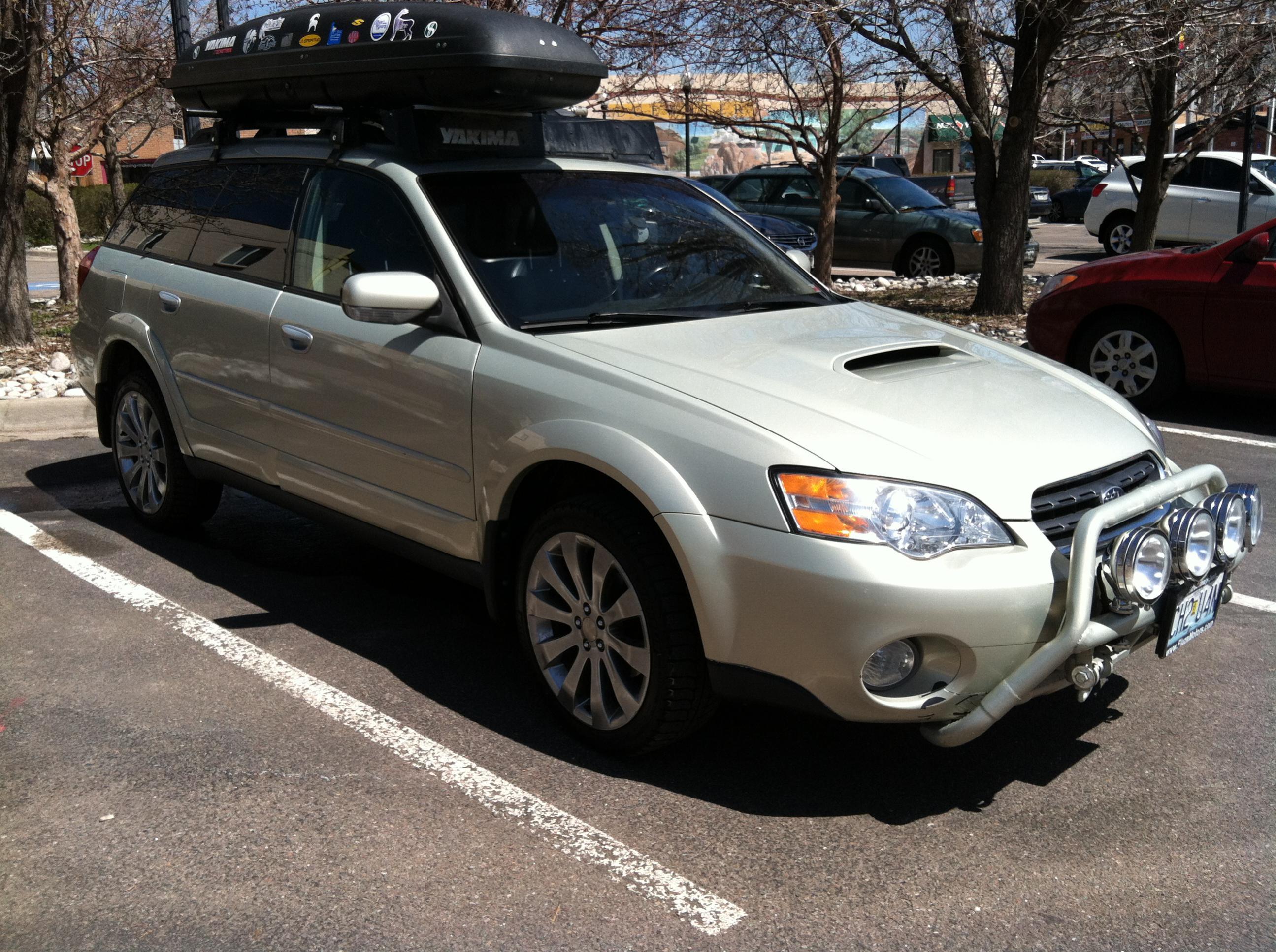Subaru Outback Accessories >> Bull bars for Subarus - Page 3 - Subaru Outback - Subaru ...