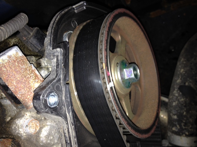Timing Belt For Subaru Outback