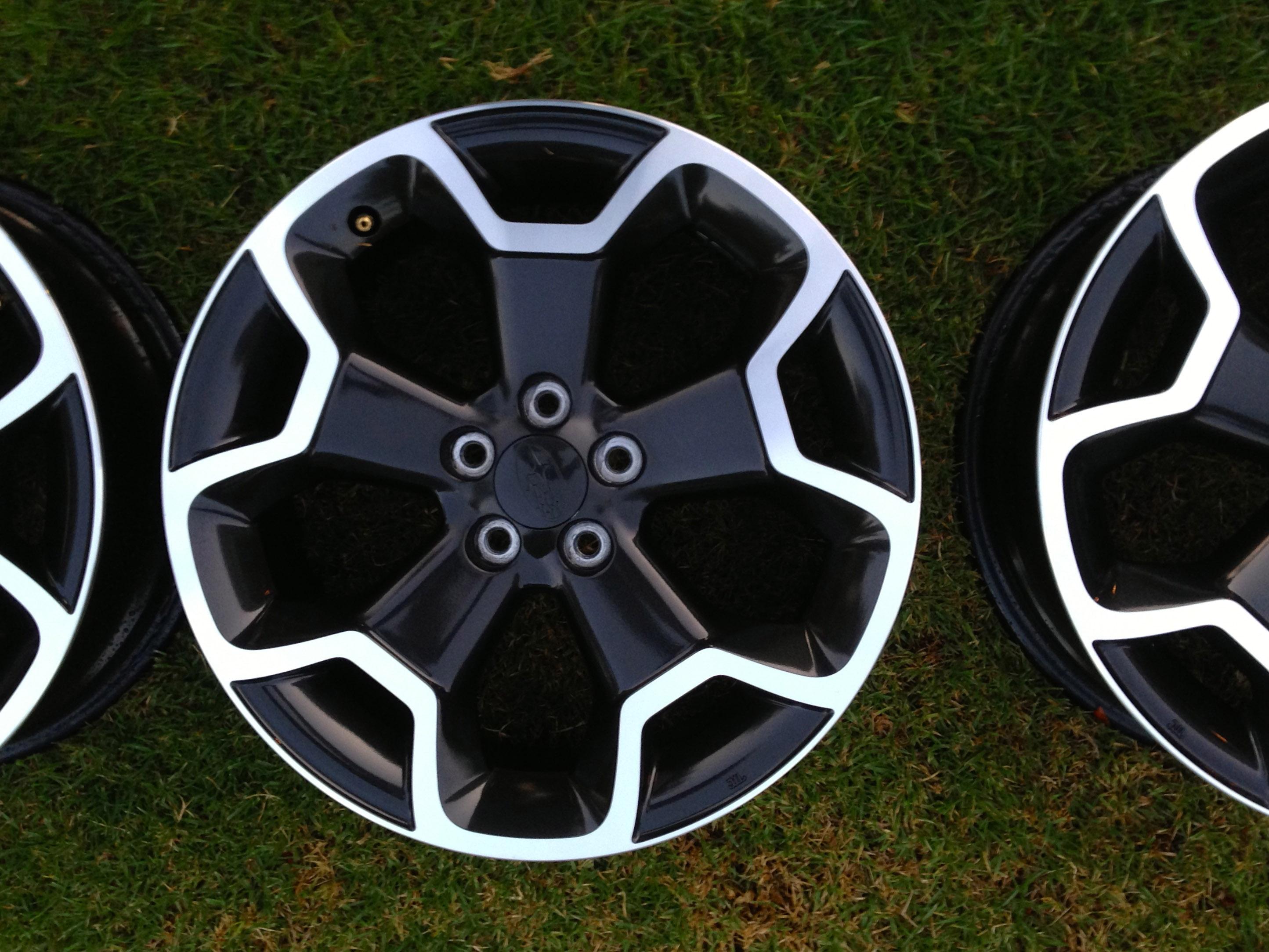 """2013 subaru crosstrek xv 17"""" oem factory rims wheels set ..."""