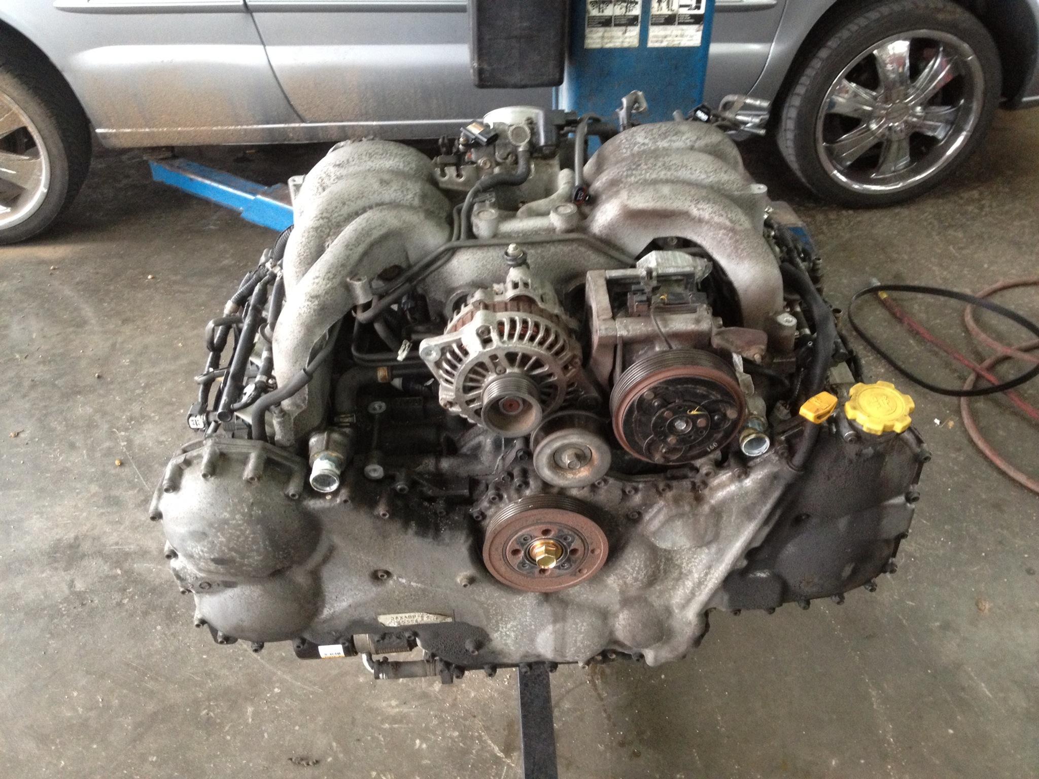 h6 engine problems need advice subaru outback subaru outback forums rh  subaruoutback org 2008 subaru outback engine diagram 2008 subaru outback  engine ...
