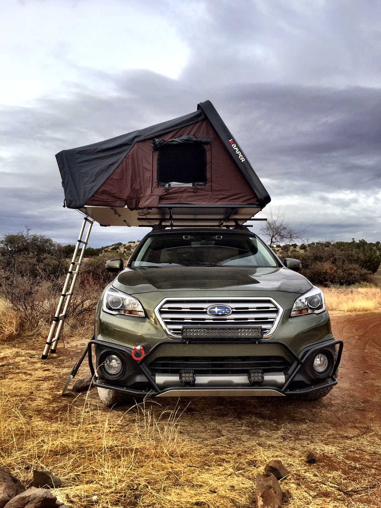 2017 4XPEDITION Subaru Outback 3.6R Overland Road Warrior ...