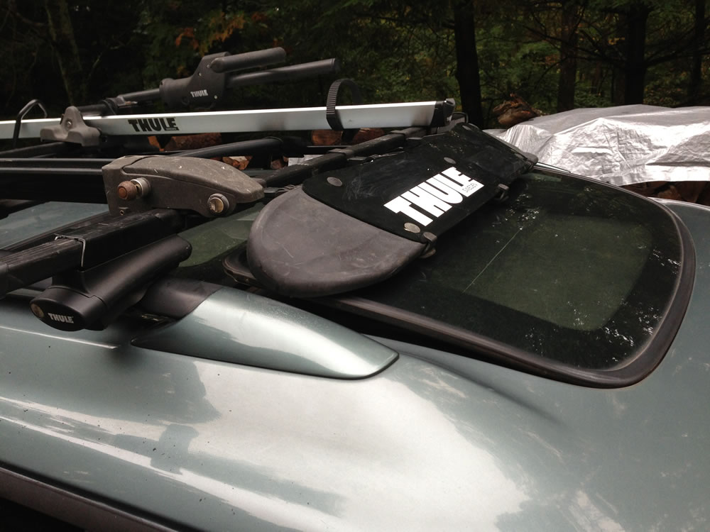 Gen 2 Outback Wagon W Dual Sunroofs Amp Thule Roof Rack W