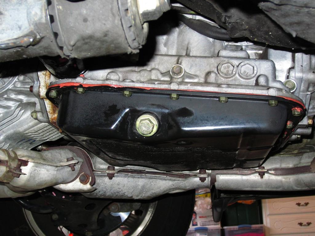 03 Outback Transmission Leak - Subaru Outback