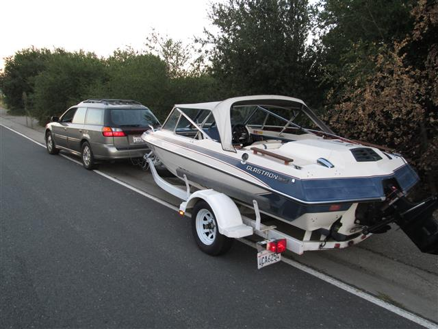 towing lb boat  tahoe thoughts advice needed subaru outback subaru outback