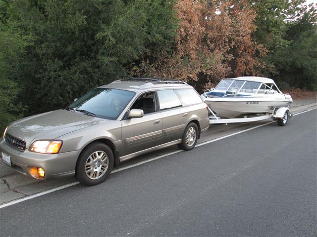Oil For Subaru Outback >> '03 H6 towing 2250lb boat to Tahoe: Thoughts / Advice needed - Subaru Outback - Subaru Outback ...