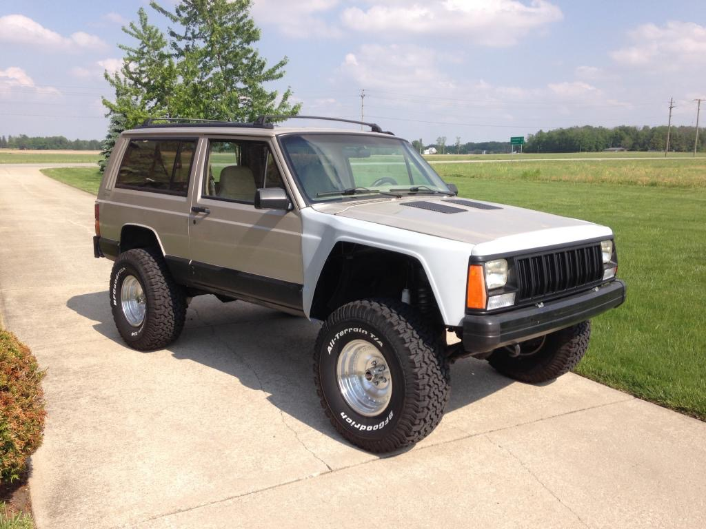 Jeep Cherokee Forum >> 1996 Jeep Cherokee XJ Prerunner/Jeepspeed project - Subaru Outback - Subaru Outback Forums