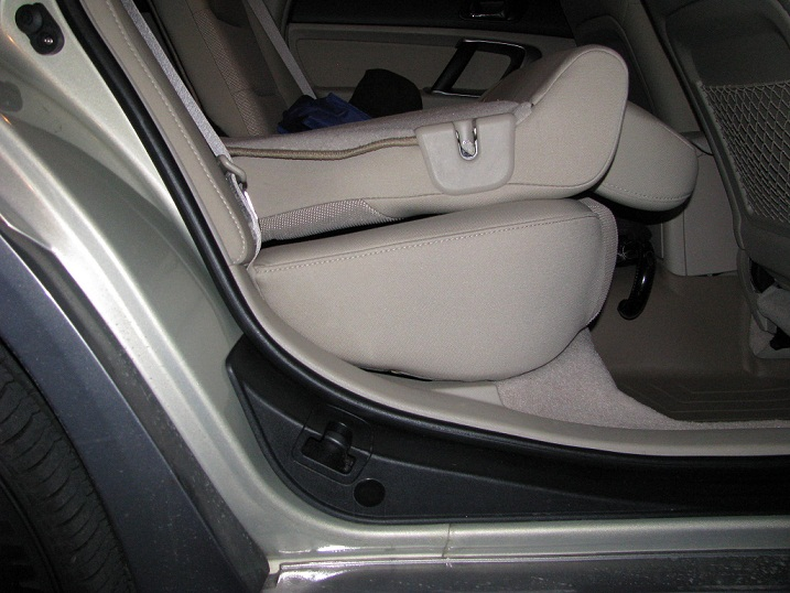 What To Do With Old Car Seats >> Folding rear seats down on Outack Wagon - Page 2 - Subaru Outback - Subaru Outback Forums