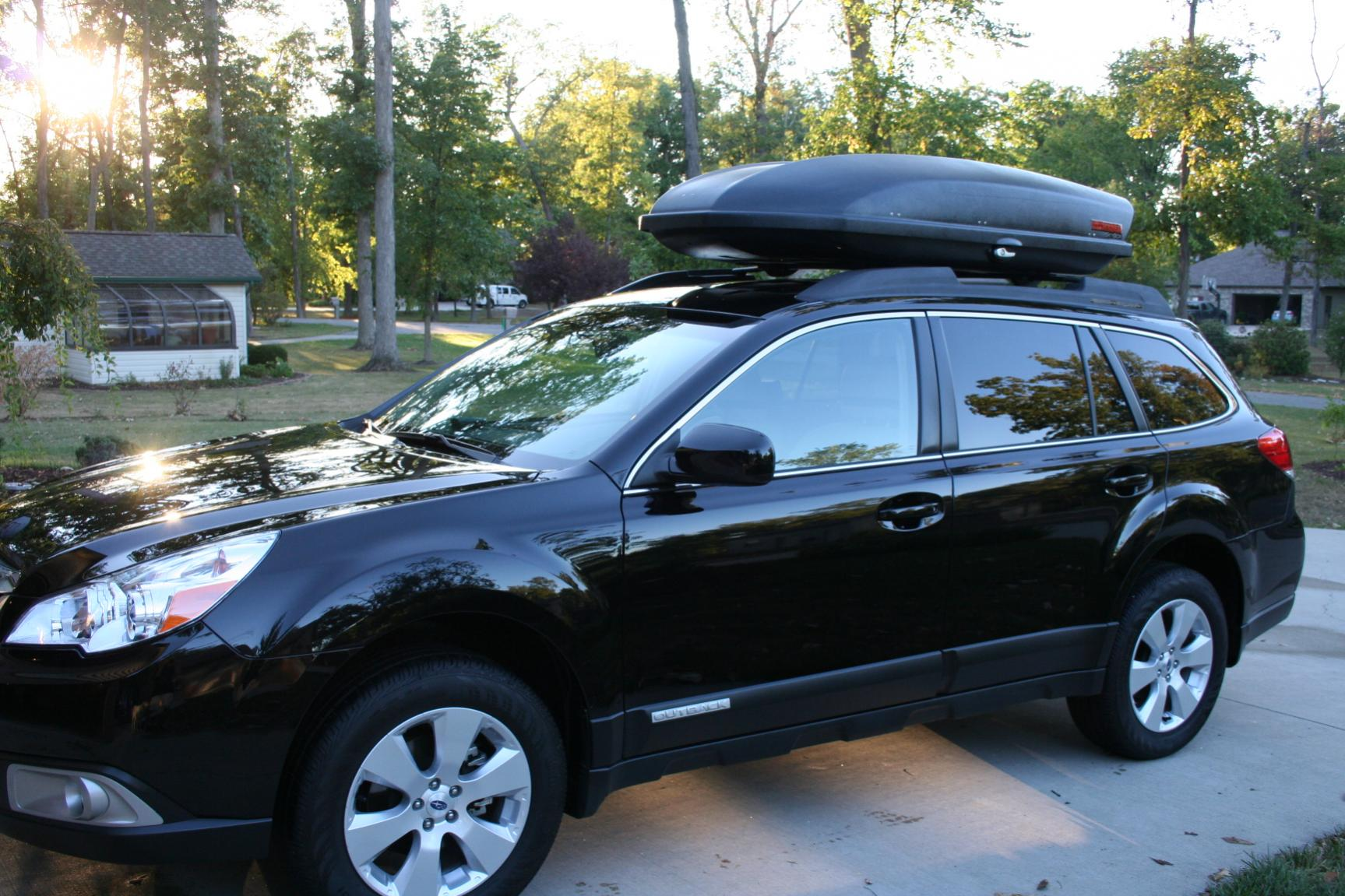 Yakima thule roof cargo box thread page 25 subaru outback click image for larger version name img1501g views 7200 size 2764 vanachro Images