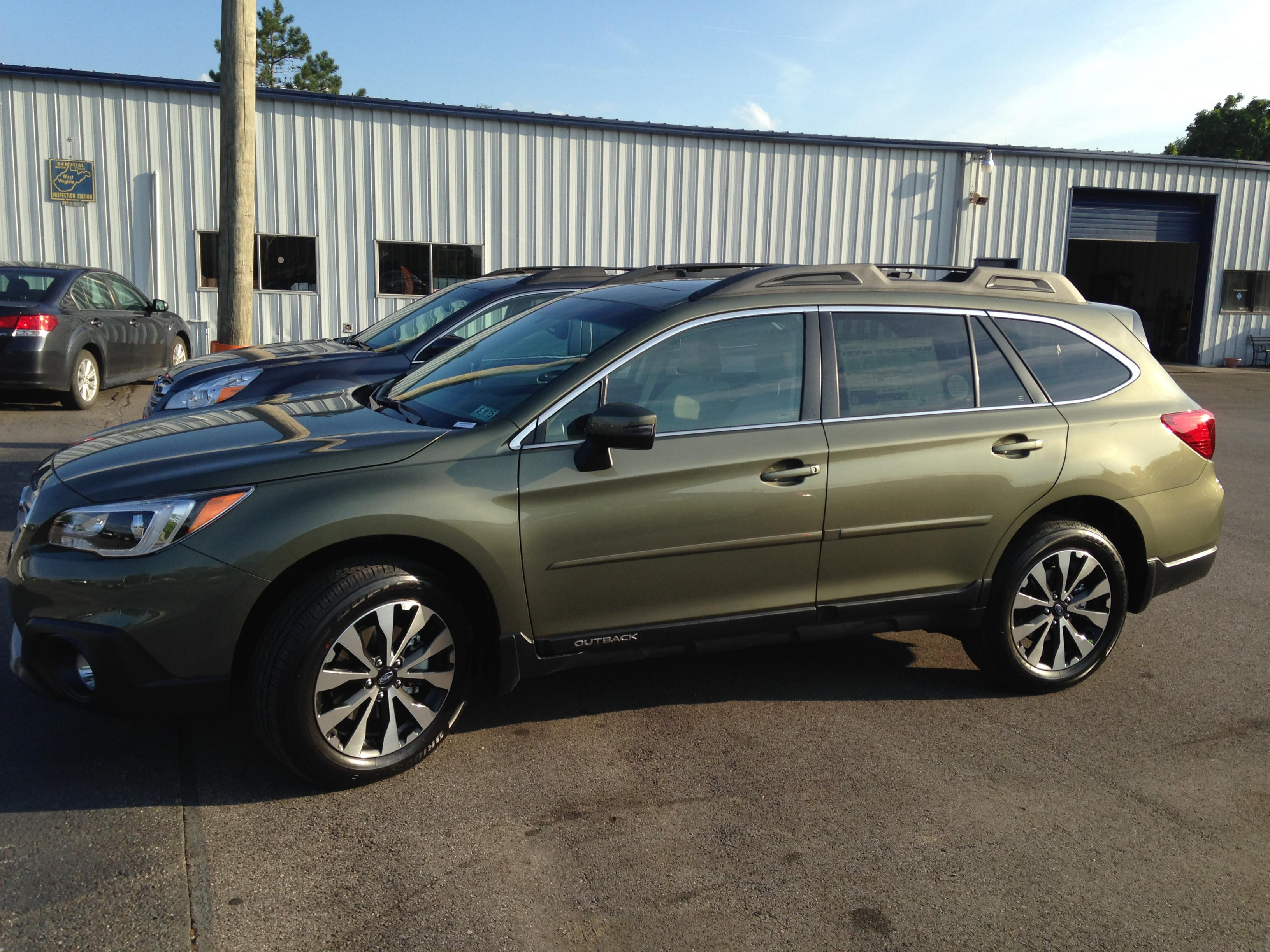 2015 limited wilderness green test drive subaru outback subaru click image for larger version name img1527g views 27475 size 9244 vanachro Gallery