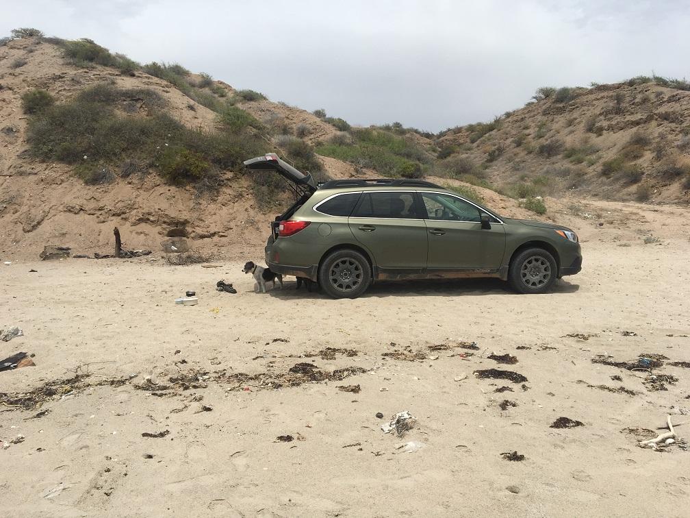 Subaru Outback Lift Kit >> FS: El Paso, TX - Set of 4 Method Racing MR502 17x8 wheels (color Titanium) - Subaru Outback ...