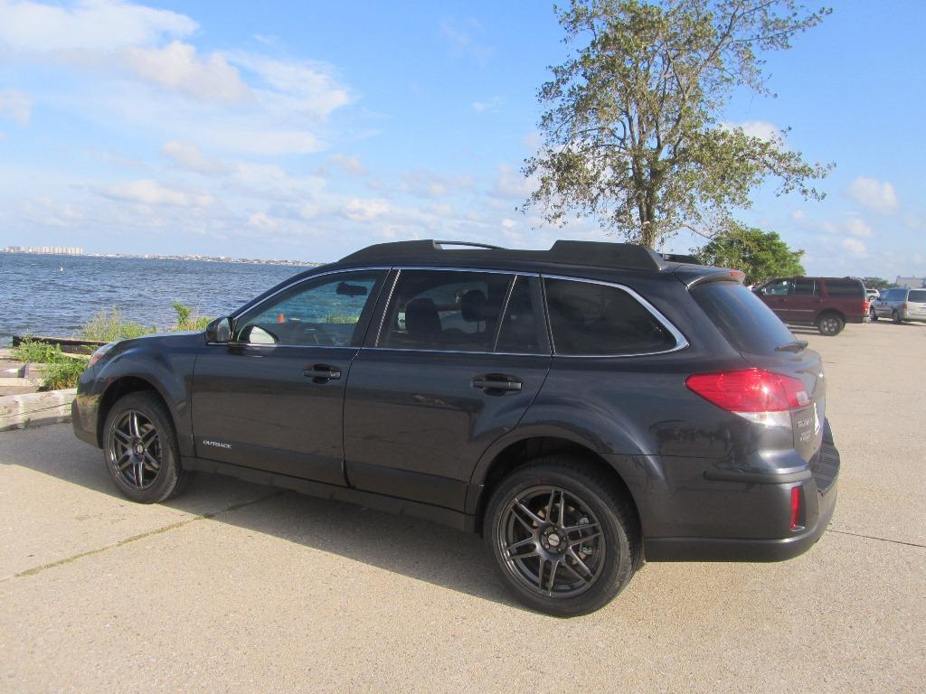 Photos of Subaru Outback Aftermarket Wheels