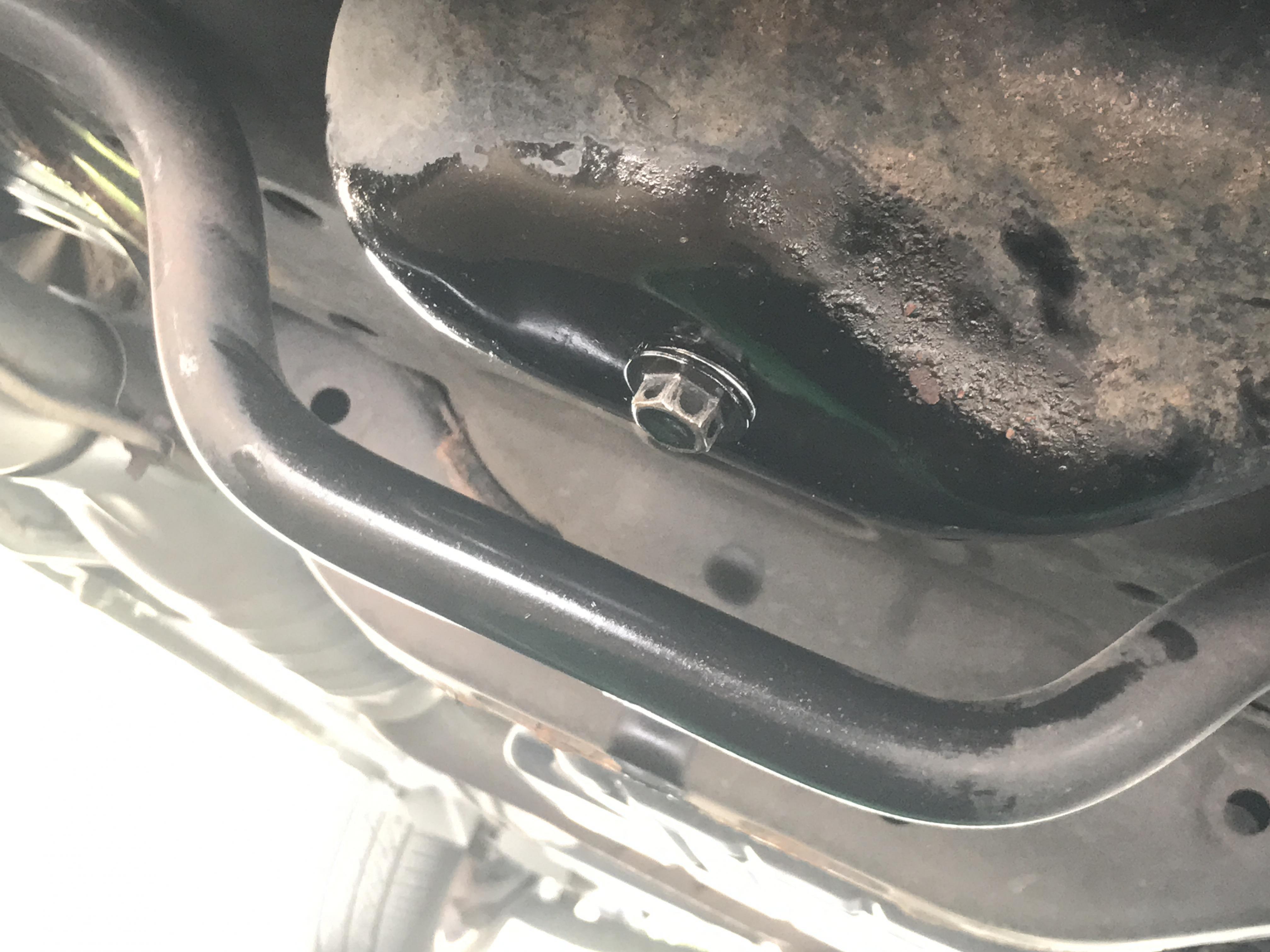 Oil change help? (Crush washer) - Subaru Outback - Subaru Outback Forums