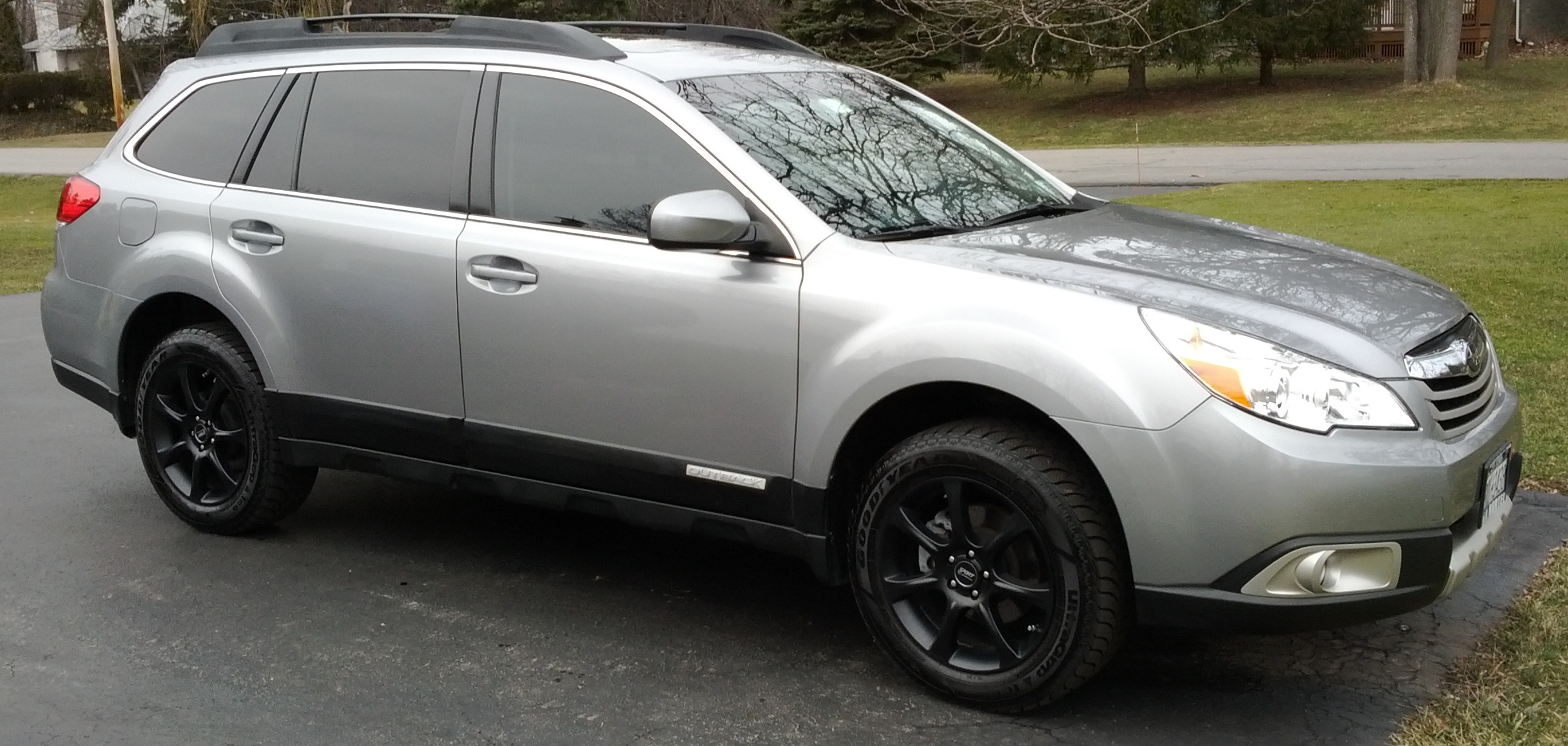 pics of 17 sport edition rims on gen4 subaru outback subaru outback forums. Black Bedroom Furniture Sets. Home Design Ideas