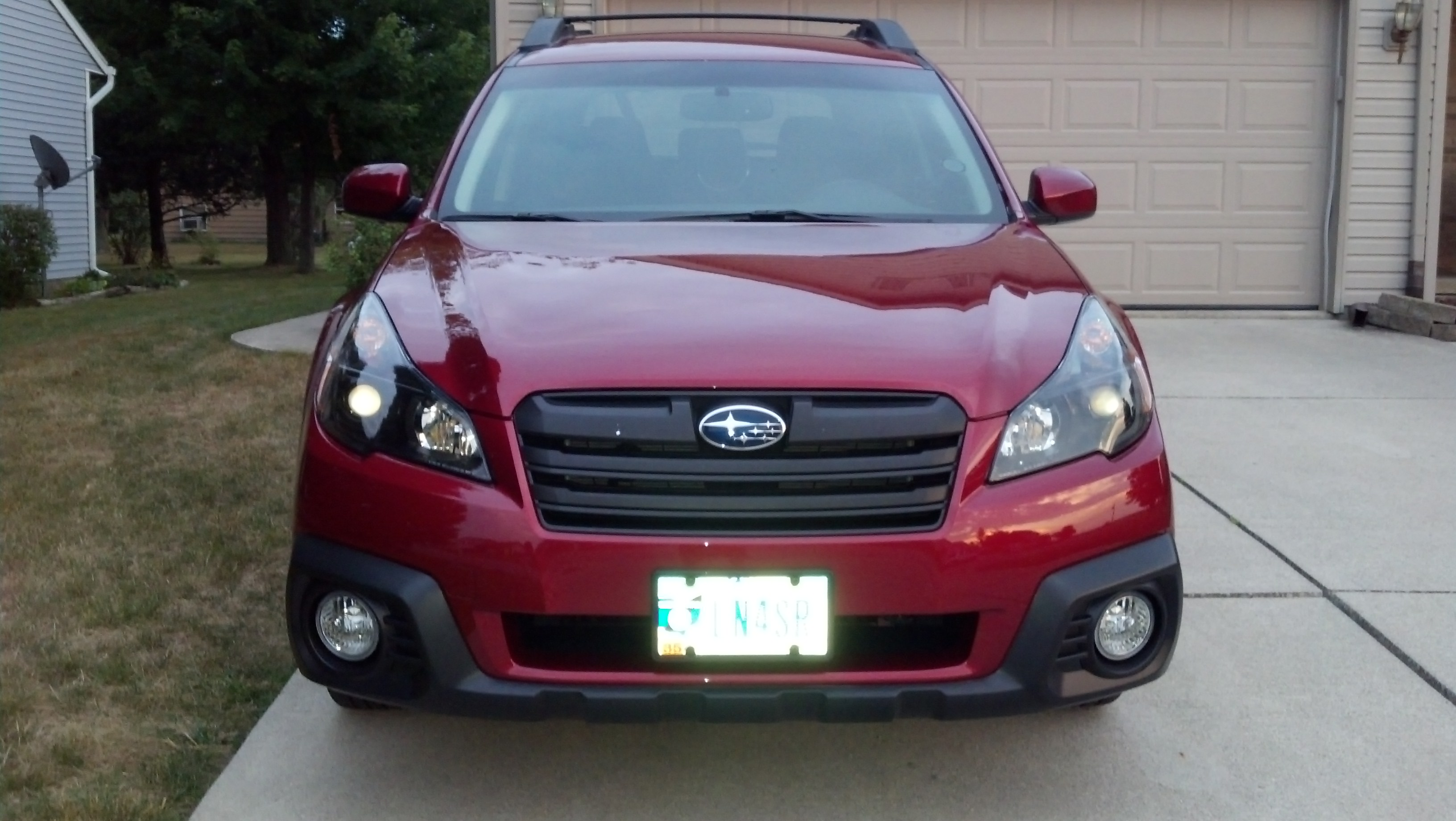 Black out headlights baking headlight page 4 subaru outback click image for larger version name img20130907200234183g views 4211 size 6965 vanachro Gallery