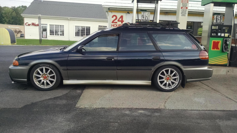 Lowering My 1999 Legacy Outback Subaru Outback Subaru