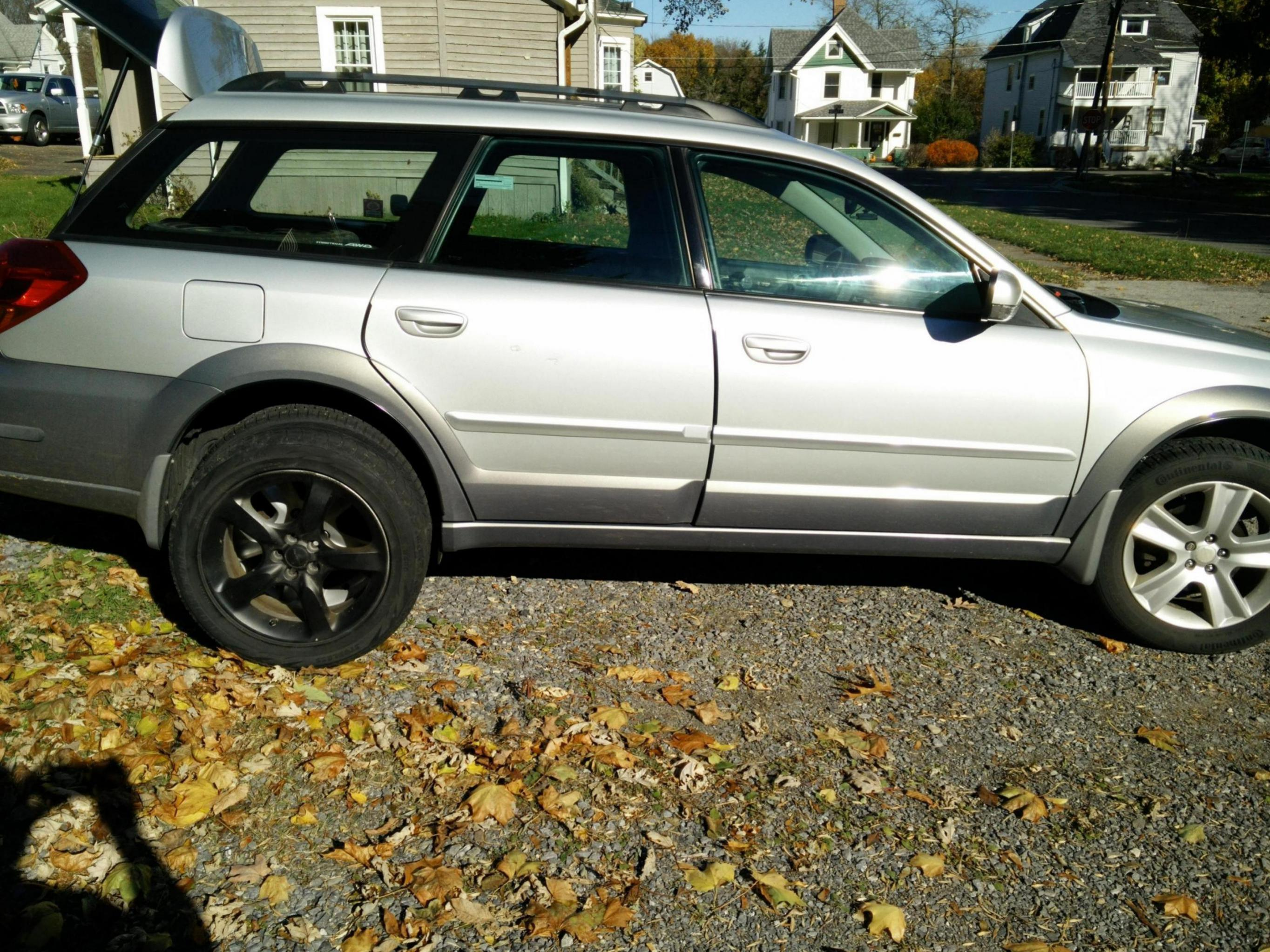 Subaru Outback Tire Size 2000 Legacy 05 Xt Wheel Specs Forums