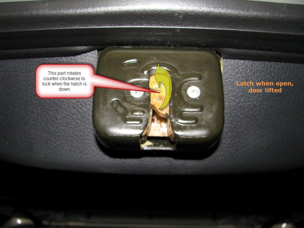 Car Trunk Lock Repair