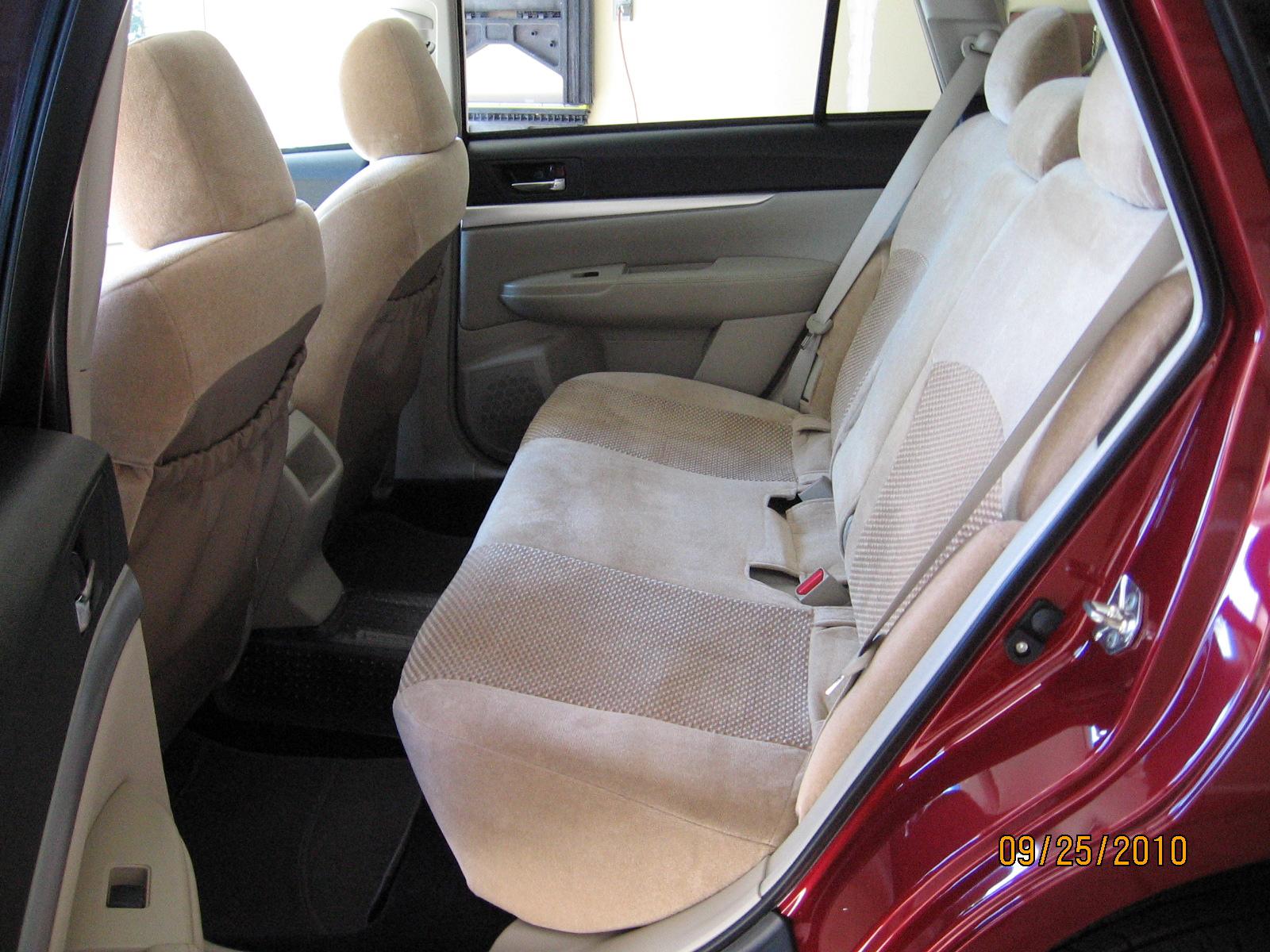Cloth Seats Seat Covers And Heated Subaru