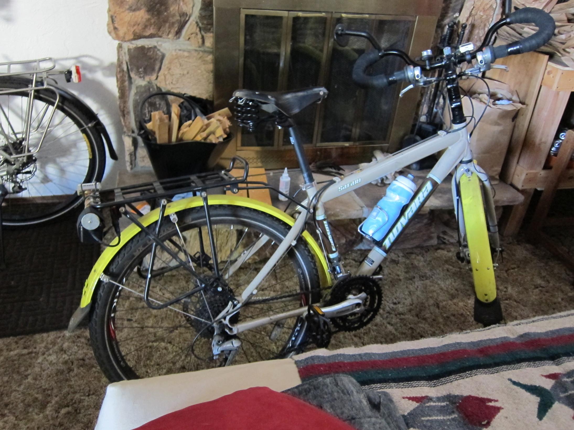 Hitch And Bike Rack For 2012 Legacy Subaru Outback