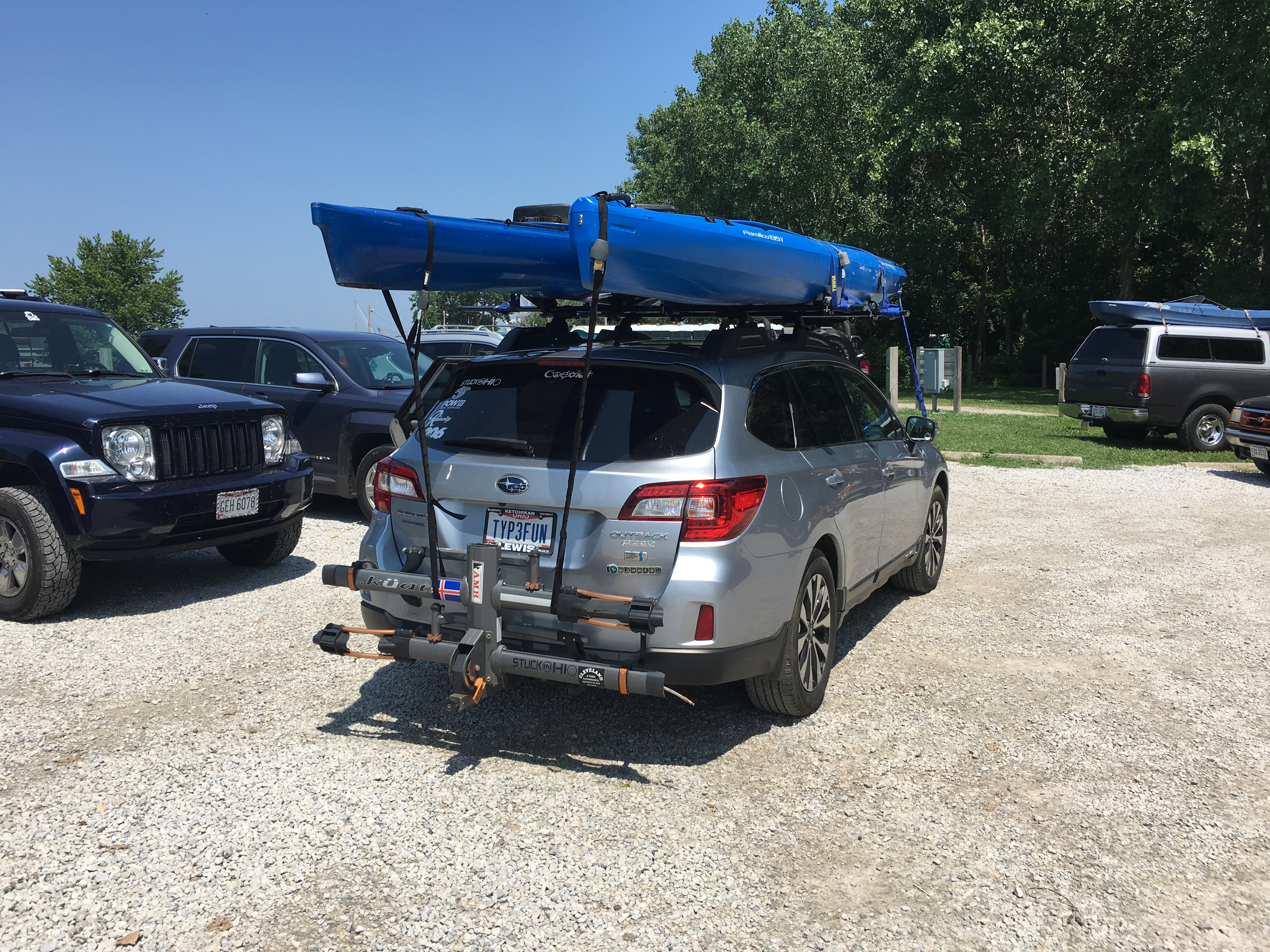 Weight Limits On Roof Racks Page 4 Subaru Outback Forums
