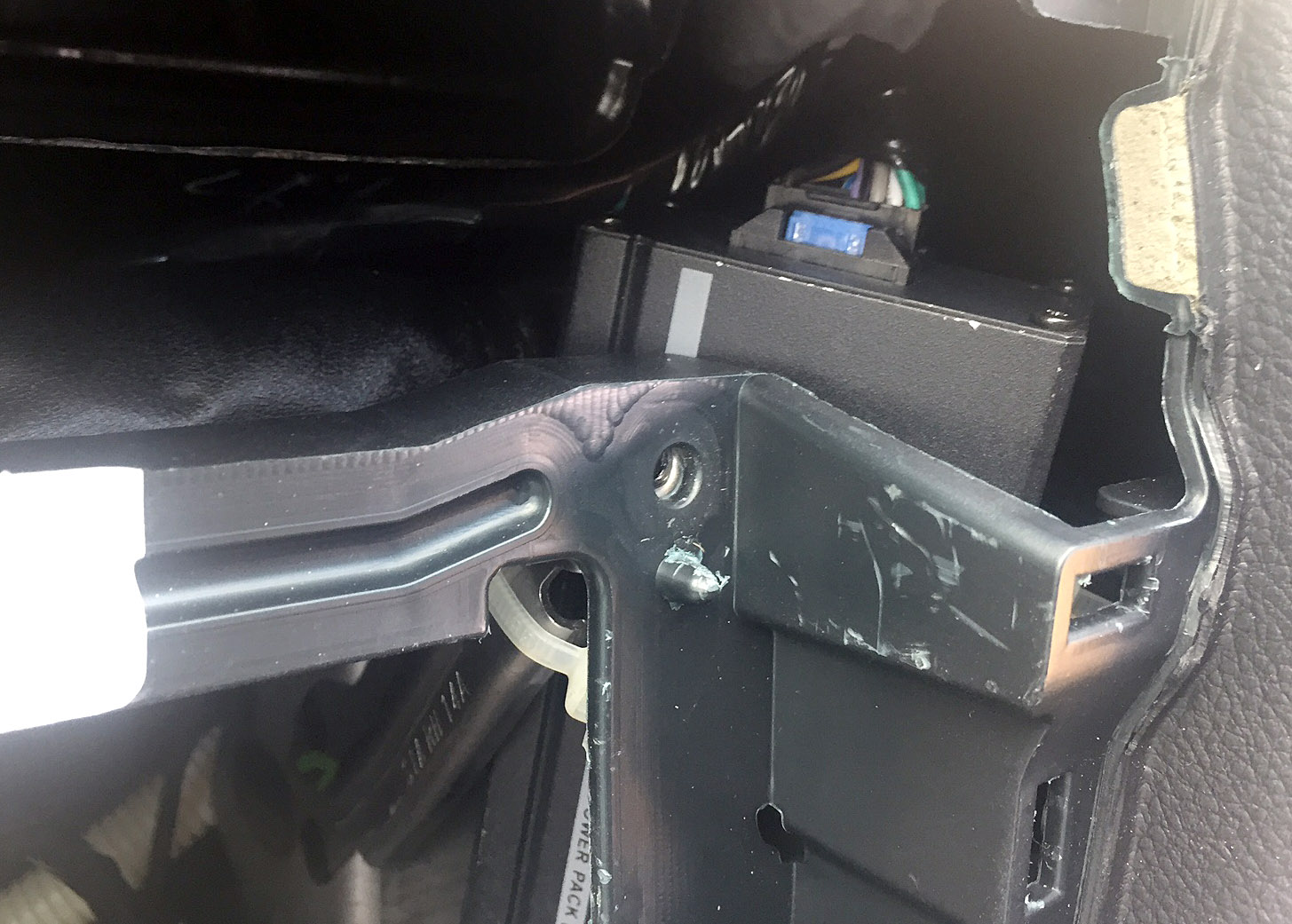 Alpine Ktp Amp Installation In 2015 Outback