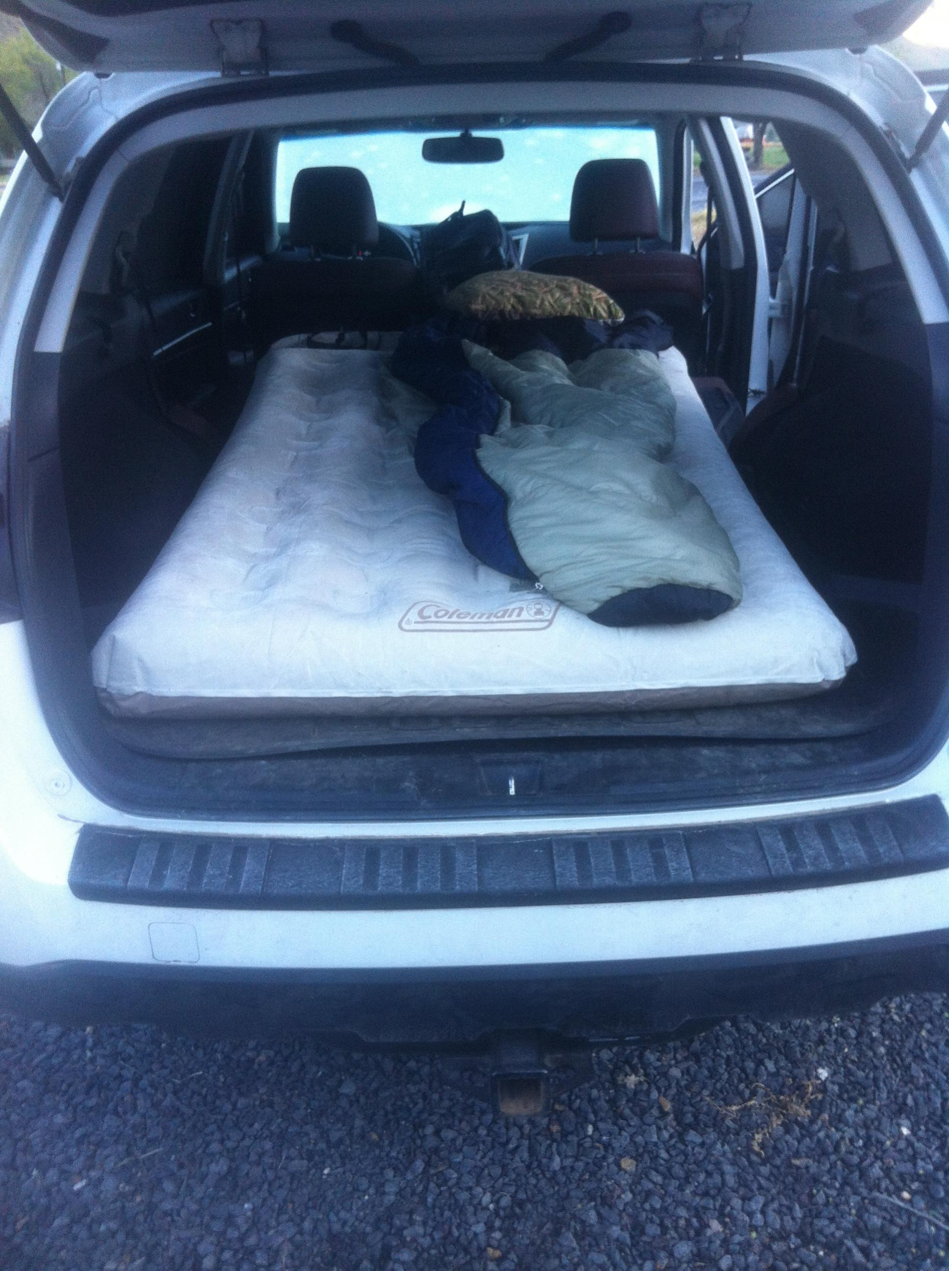 Ultimate Outback Car Camping Thread Page 24 Subaru