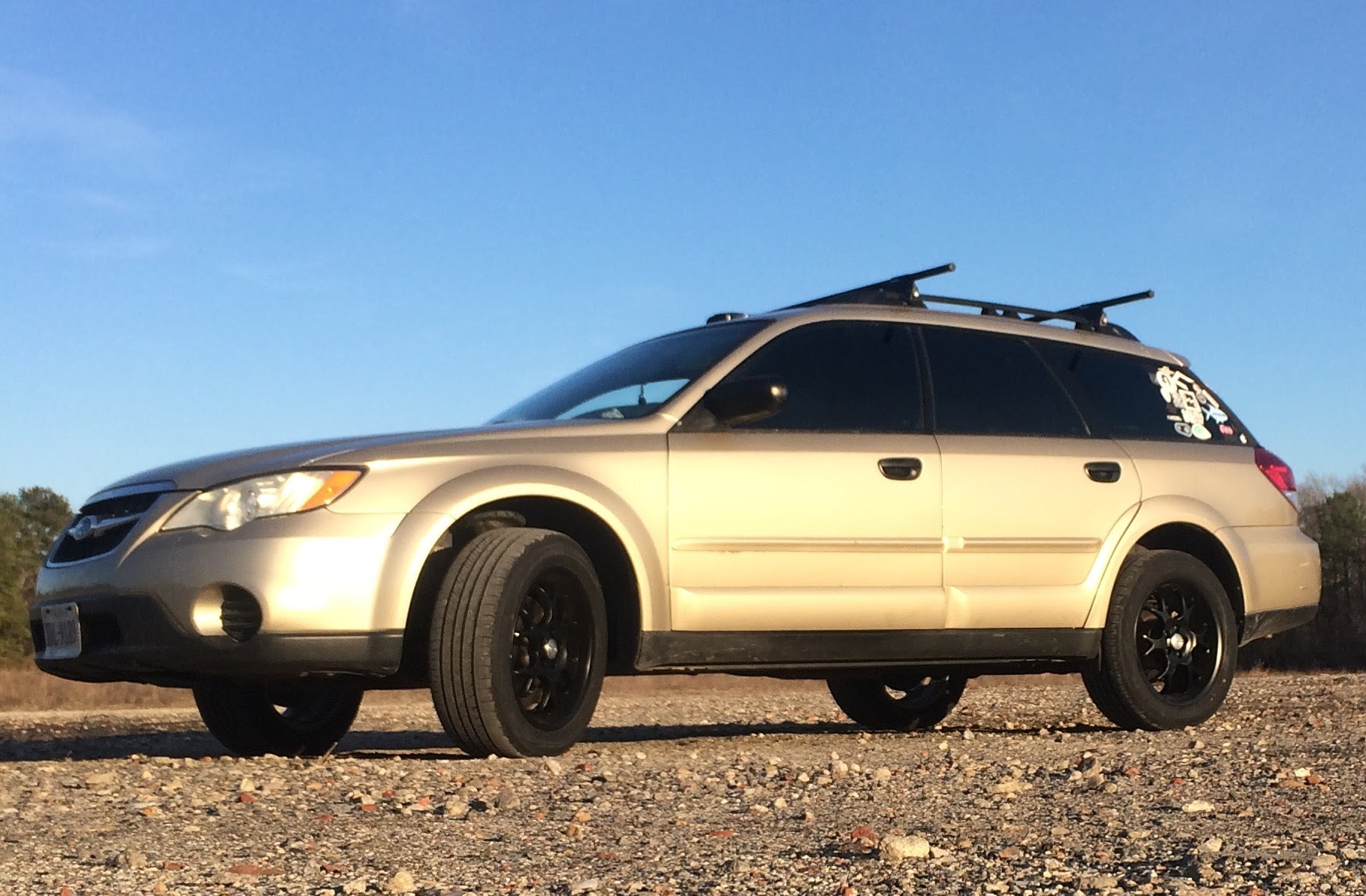 08 ob new wheels tires report and inquiry subaru outback subaru outback forums. Black Bedroom Furniture Sets. Home Design Ideas