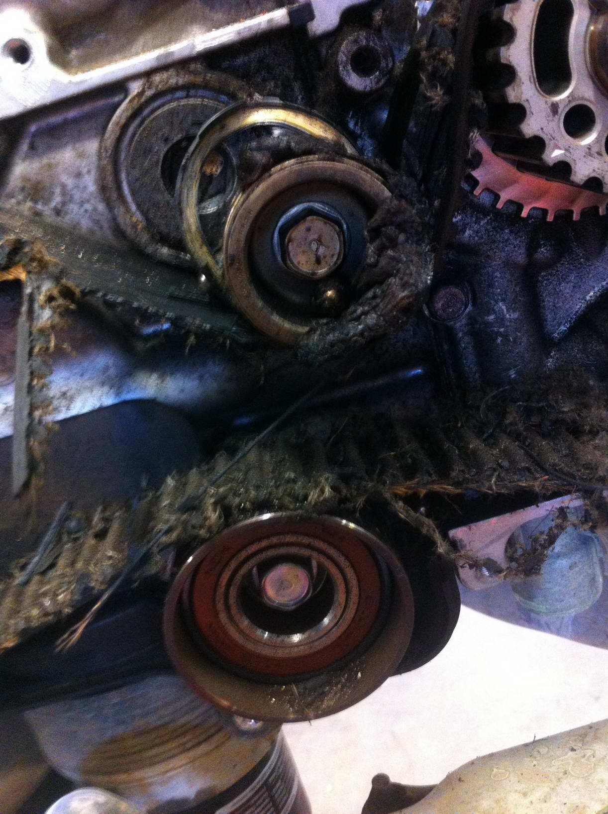 2008 Outback Xt Possible Timing Belt Issues Subaru