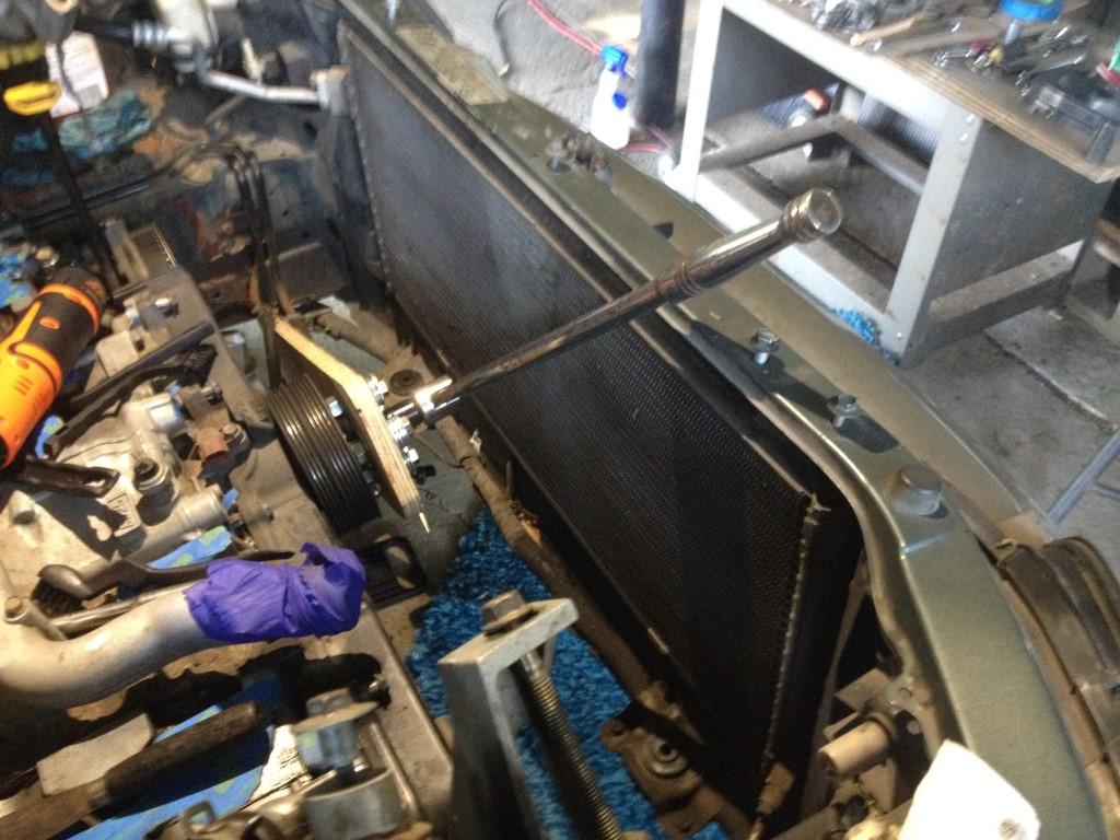 Crank Pulley Hold Tool Page 2 Subaru Outback Subaru